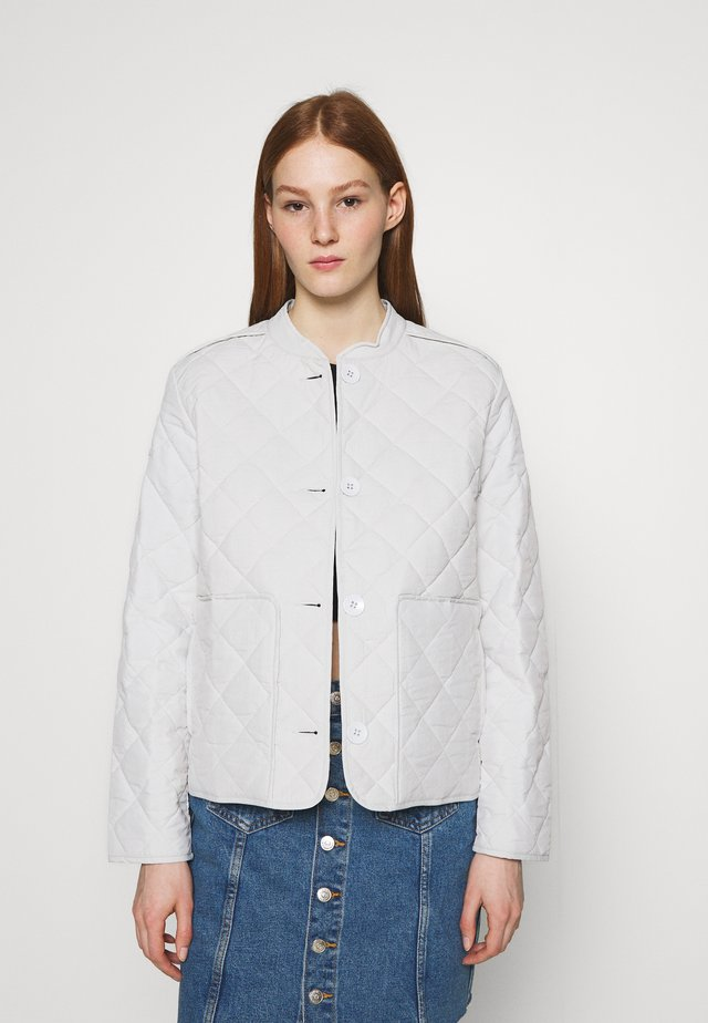 VILOUISA QUILTED JACKET - Bomber Jacket - cloud dancer