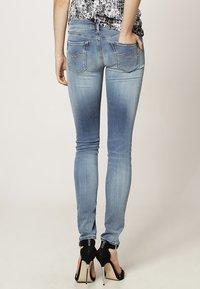 Replay - HYPERFLEX LUZ - Jeans Skinny Fit - blue - 3
