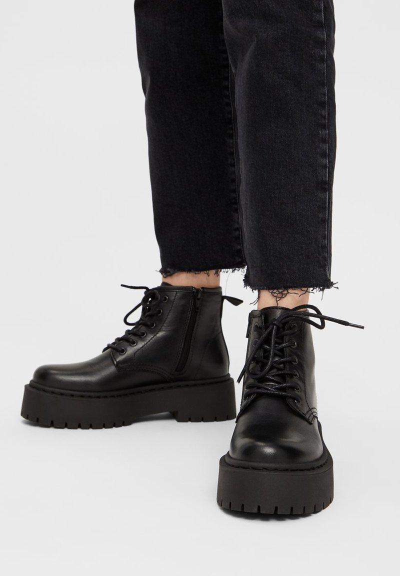 Bianco - Støvletter - black