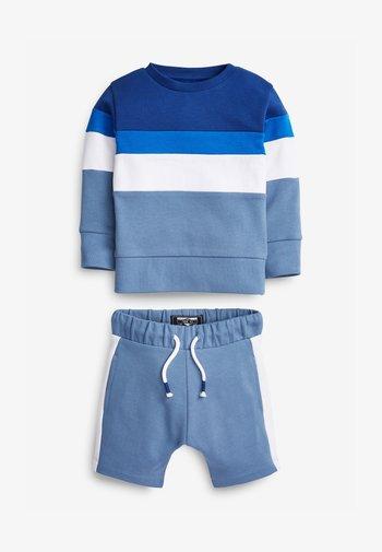 SET - Felpa - blue