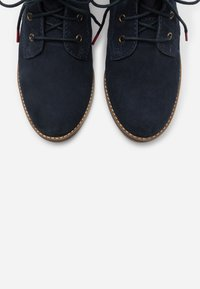s.Oliver - WOMS  - Lace-up ankle boots - navy - 5