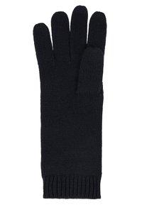 Tommy Hilfiger - FLAG KNIT GLOVES - Handschoenen - black - 2