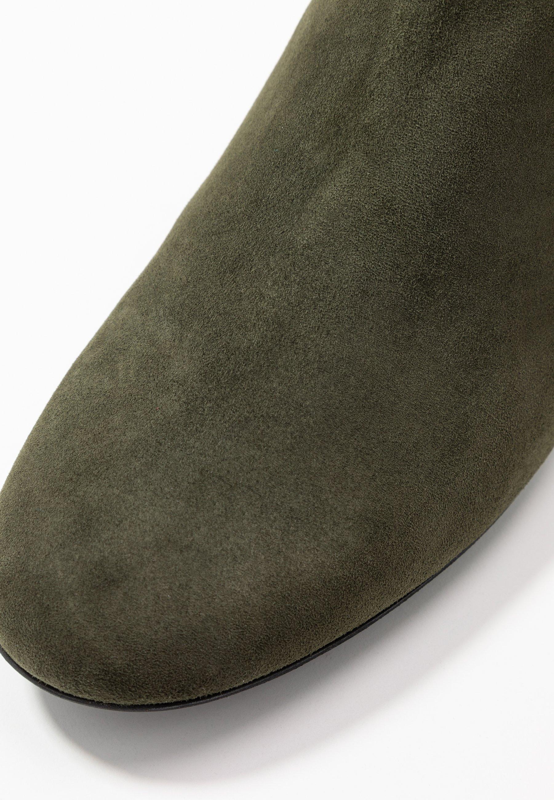 Peter Kaiser Betty - Stiefelette Pine/oliv