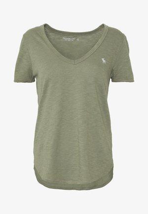 SOFT TEE - Basic T-shirt - green