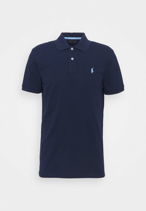 SHORT SLEEVE - Polo shirt - french navy