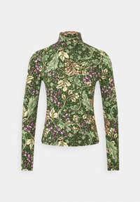 Monki - VANJA - Long sleeved top - green dark unique - 5