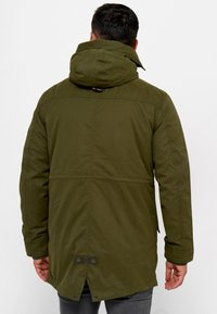 INDICODE JEANS - Parka - army - 2