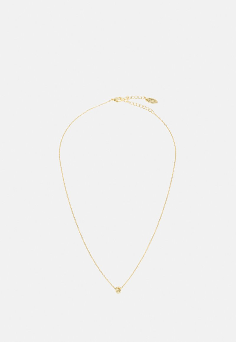 Orelia - INITIAL GIFTBOX - Necklace - pale gold-coloured