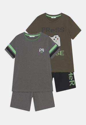 GAMER 2 PACK - Pyjama set - multi-coloured