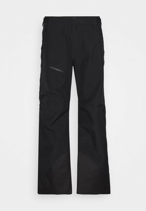 VERTICAL 3L PANTS - Pantaloni da neve - black