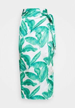 MULTI USE BANANA LEAF JASPRE - Pencil skirt - green