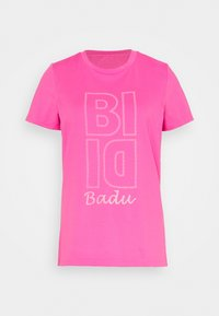 BIDI BADU - HENNI LIFESTYLE TEE - Funkční triko - pink - 0