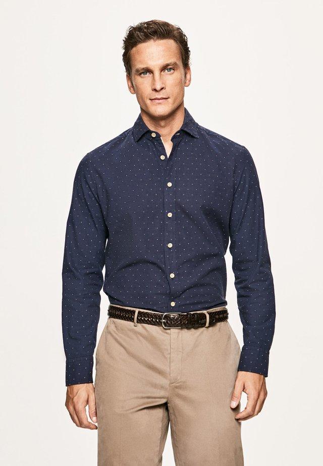Shirt - navy/multi