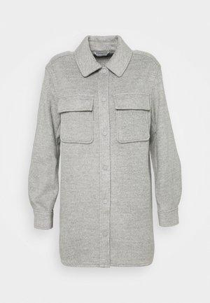TRUCKER - Short coat - grey
