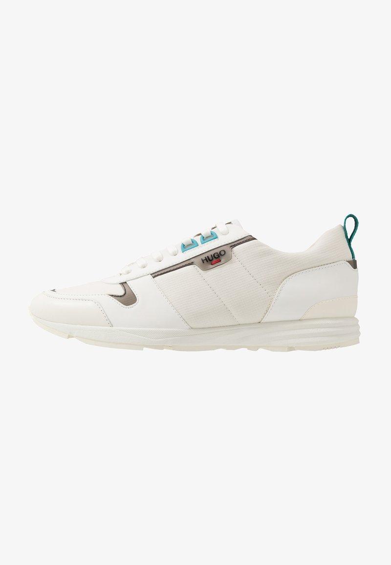 HUGO - HYBRID RUNN - Trainers - open white