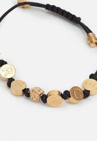 Versace - Bracelet - black/gold-coloured - 3
