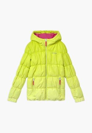 KIANA - Zimní bunda - aloe