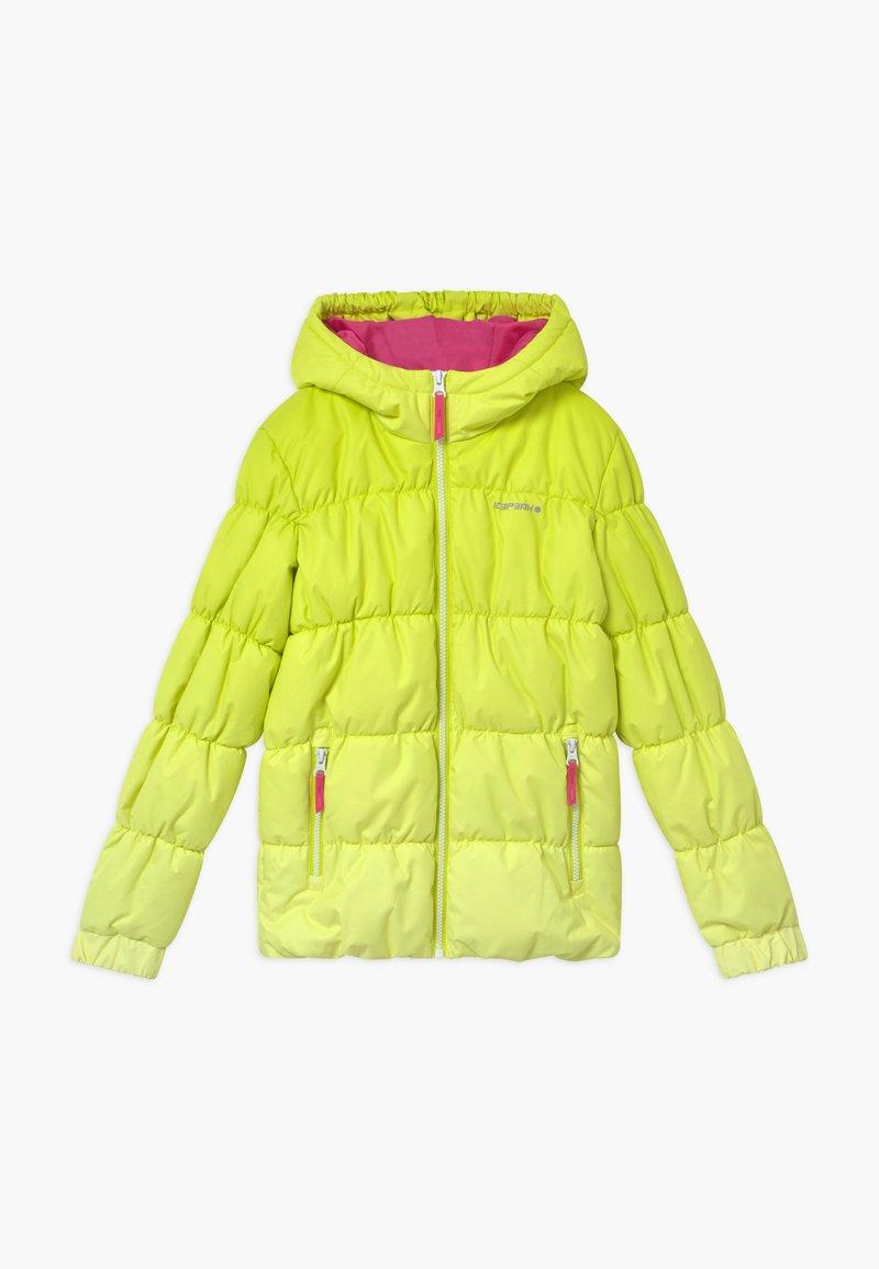 Icepeak - KIANA - Winter jacket - aloe