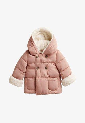 COPO - Zimní kabát - rose