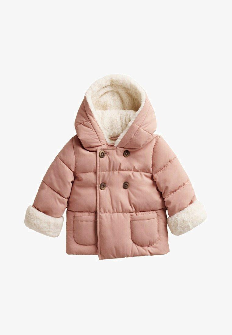 Mango - COPO - Winter coat - rose