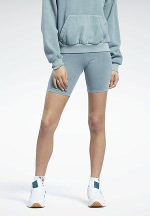 NATURAL DYE  - Shorts - green