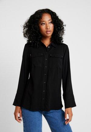 ONLJOSEFINE  - Overhemdblouse - black