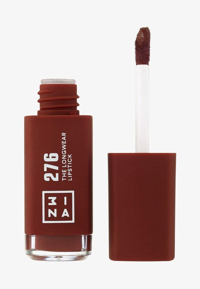 THE LONGWEAR LIPSTICK - Flydende læbestift - 276