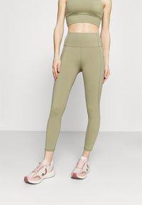 Cotton On Body - ULTIMATE BOOTY 7/8 - Leggings - oregano - 0