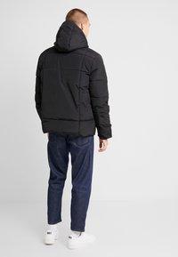 Burton Menswear London - ASPEN PUFFER - Vinterjacka - black - 2