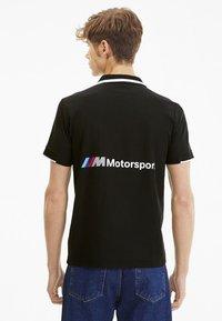 Puma - BMW M MOTORSPORT - Polo shirt - black - 2