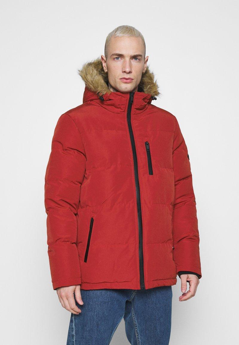 Brave Soul - TRAIL - Winter jacket - chilli red