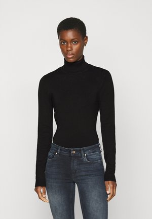 VMGLORY ROLLNECK - Jumper - black