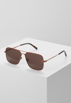 Sunglasses - brown/brown