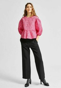 Selected Femme - Blouse - very berry - 1