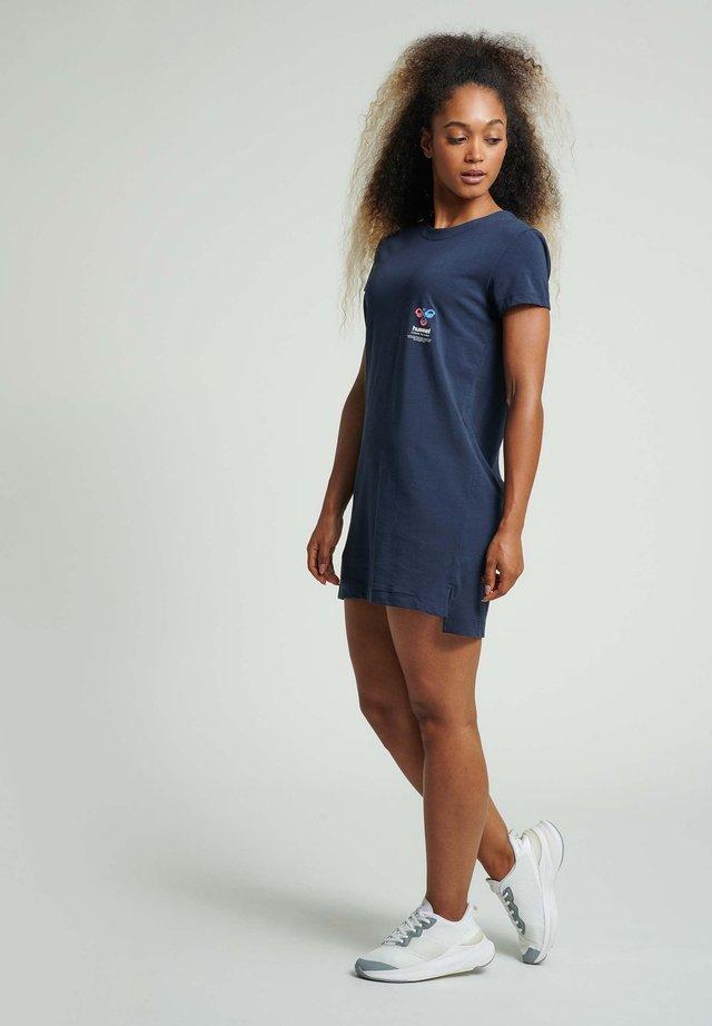 Jerseyklänning - blue nights