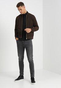 Solid - TYLER - Formal shirt - black - 1