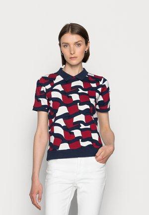 COOL REGULAR - Print T-shirt - blue