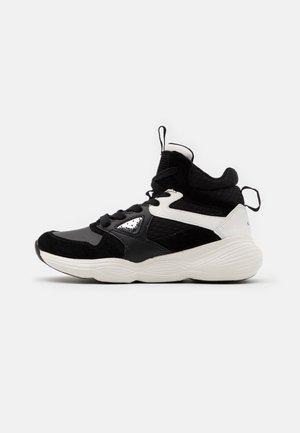 BUBBLEX GIRL - Zapatillas altas - black/white