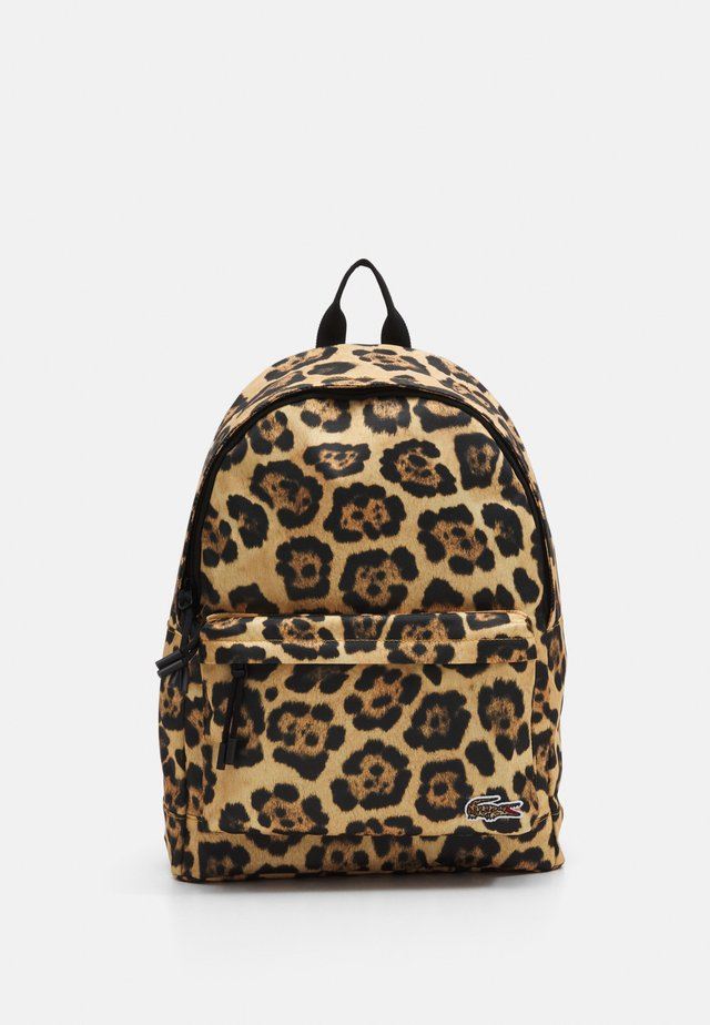 GEO BACKPACK - Reppu - brown