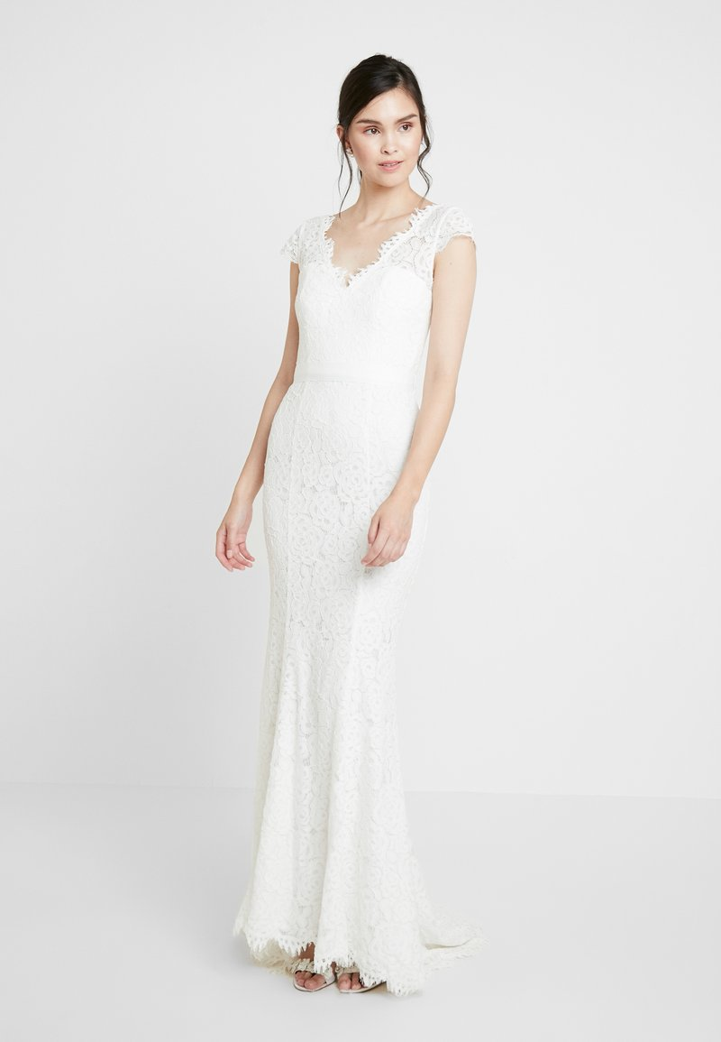 TH&TH - ALARA CAP BRIDAL - Occasion wear - ivory