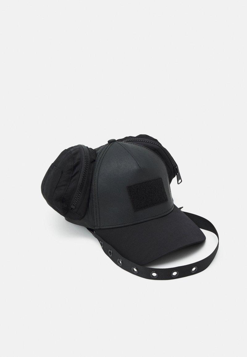 Diesel - TASKI UNISEX - Cap - black