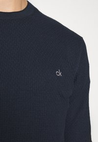Calvin Klein Tailored - Jumper - blue - 5