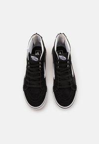 Vans - SK8 ZIP - High-top trainers - black - 3