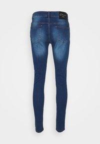 CLOSURE London - RIPPED SLIM FIT  - Slim fit jeans - blue - 7