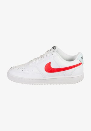 COURT VISION  - Trainers - white / birght crimson