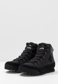 The North Face - M BACK-TO-BERKELEY NL - Stivaletti stringati - black - 2