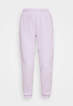 BASIC - Tracksuit bottoms - orchid petal