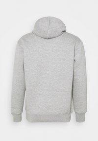 Daily Basis Studios - WORLDWIDE HOOD UNISEX - Sweatshirt - grey marl - 1