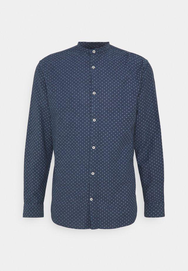 JJEBAND SUMMER SHIRT - Overhemd - navy blazer