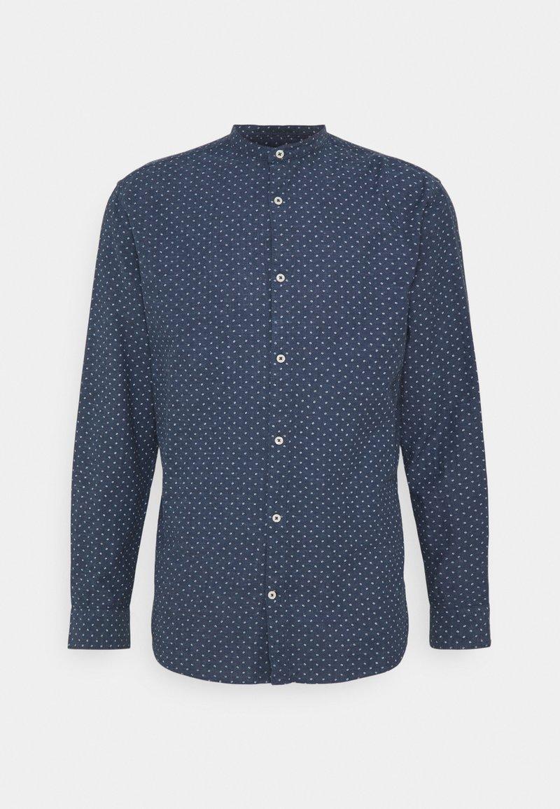 Jack & Jones PREMIUM - JJEBAND SUMMER SHIRT - Košile - navy blazer